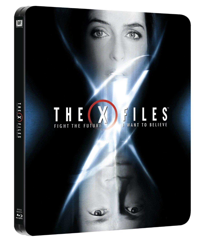 x-files film steelbook limited