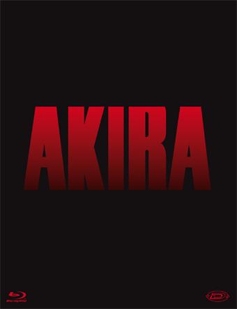 Akira blu-ray