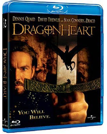 Dragonheart Blu-Ray
