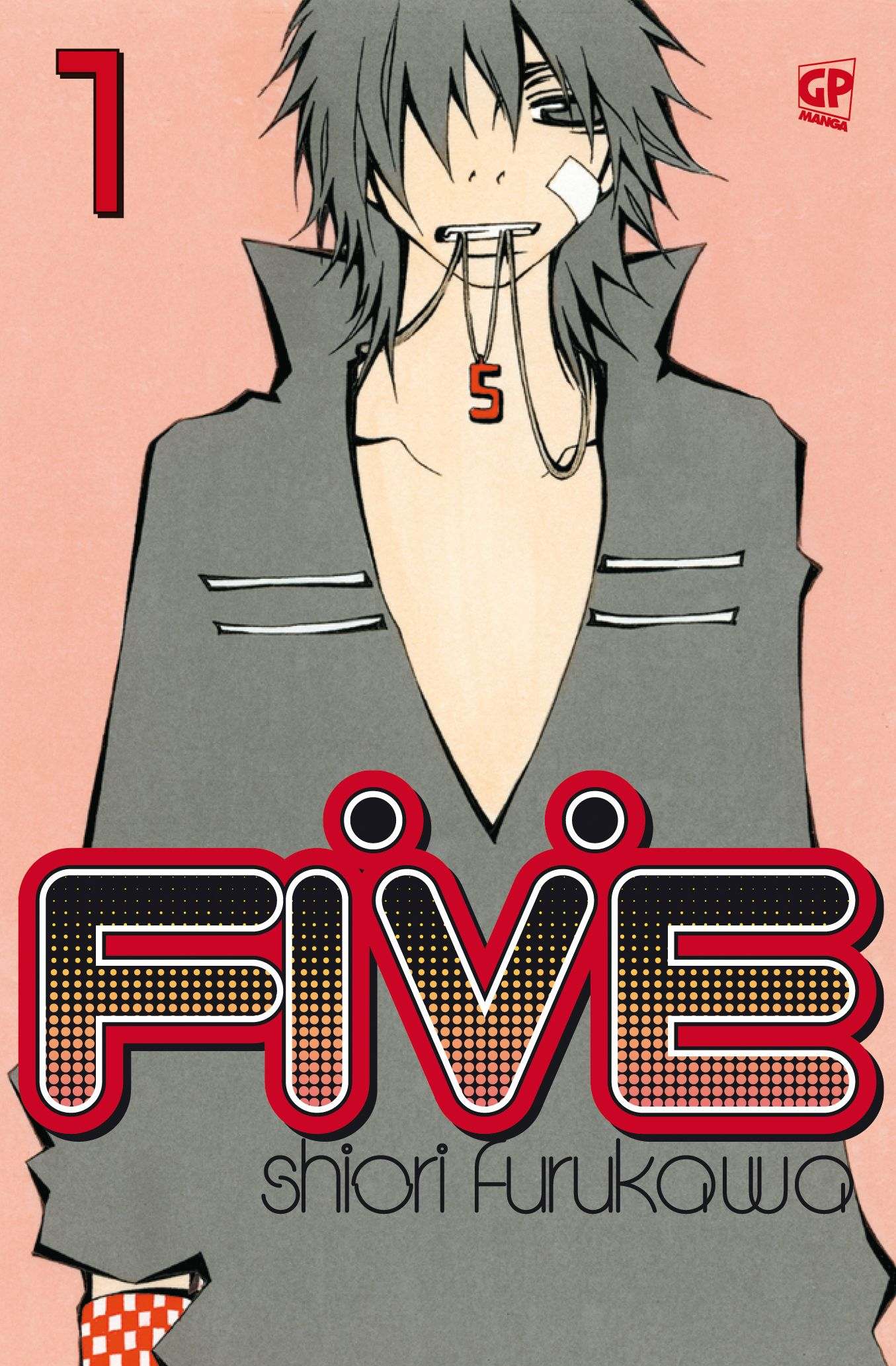 five vol. 1 shiori furikawa gp publishing