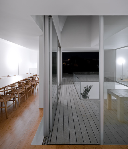 Casa en Leiria - Aires Mateus