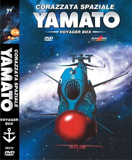 Corazzata spaziale yamato film box dvd