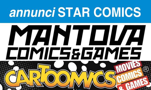 ANNUNCI MANTOVA COMICS E CARTOOMICS 2014