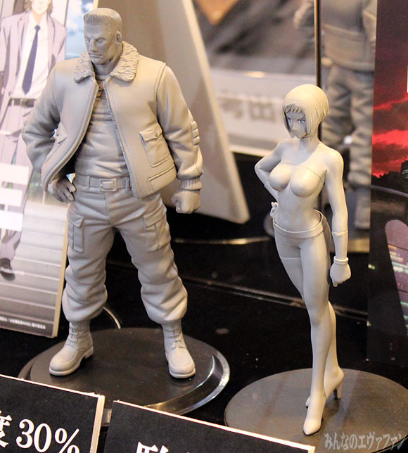 ghost in the shell arise manga action figure
