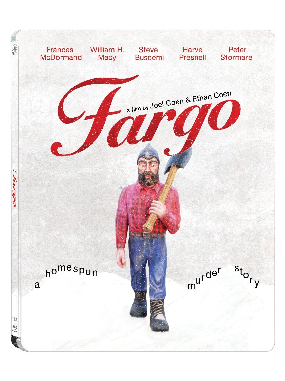 fargo limited steelbook