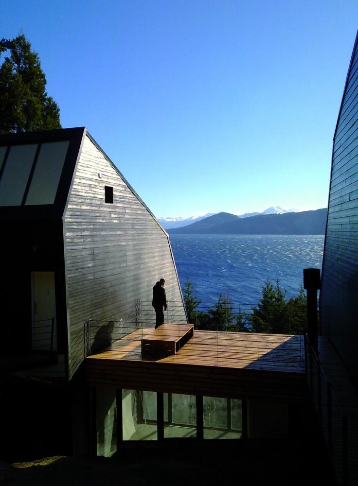 Conjunto de viviendas en Bariloche - Alric Galindez Arquitectos