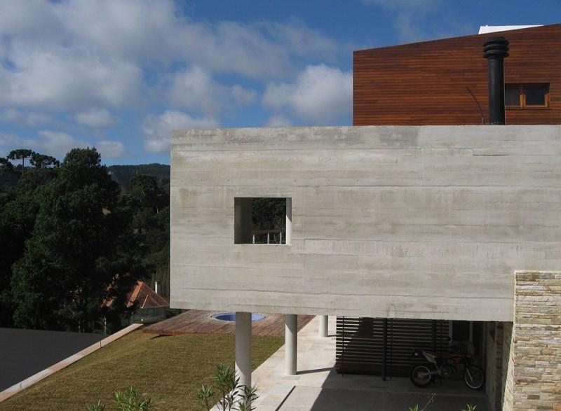 Casa Campos do Jordão - Reinach Mendonça Arquitetos Associados