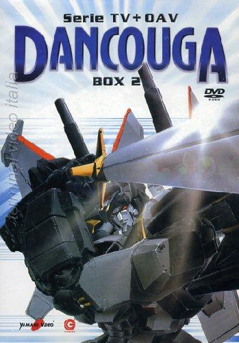 Dancouga box 2 oav serie tv