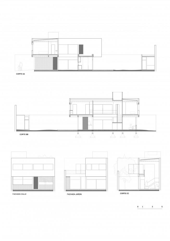 Casa Dorrego - Ballesteros Arquitectos