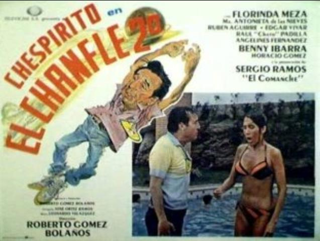 El chanfle II movie