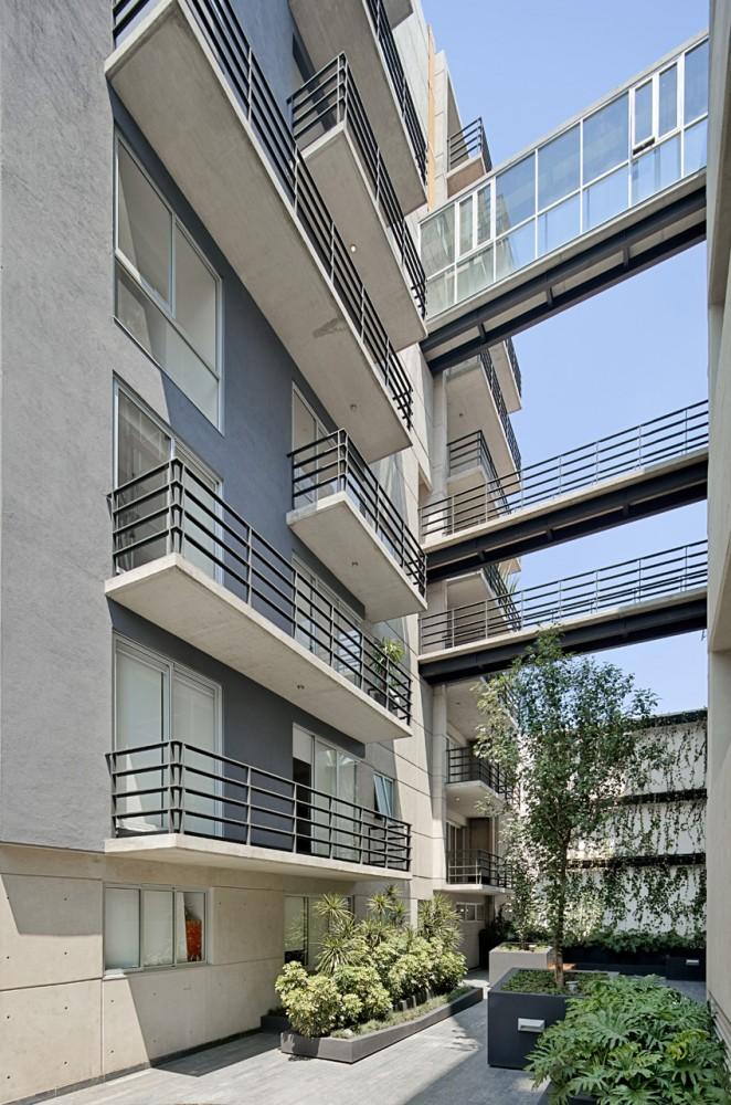 Edificio Nuevo León 113 - JSª