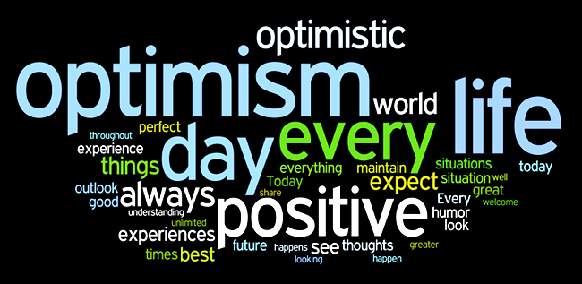 optimism affirmations wordle