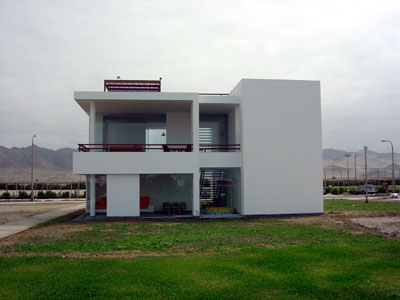 Casa Wu - Arq. José Orrego