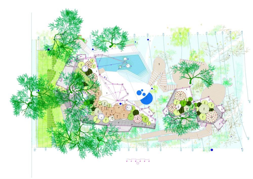 Casa-en-Never-Never-Land, Andres-Jaque, arquitectura, casas, diseño