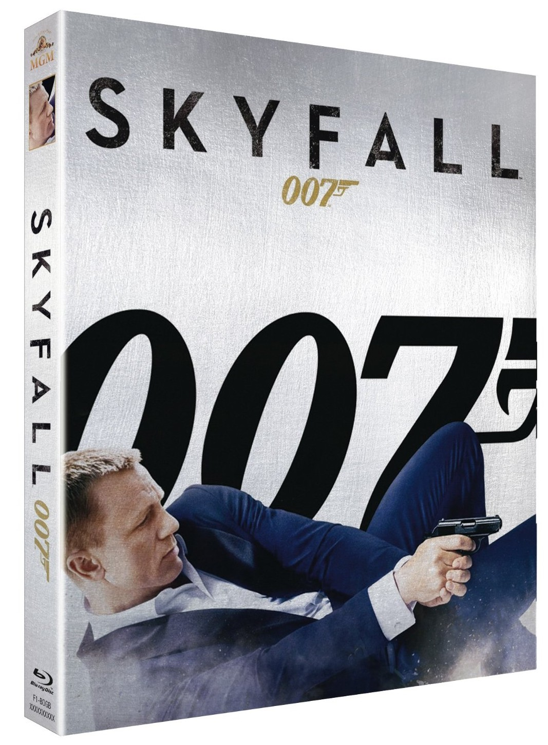 Skyfall limited edition steelbook amazon esclusiva