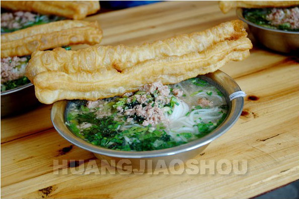 Rice noodles: the most popular food in Nanning