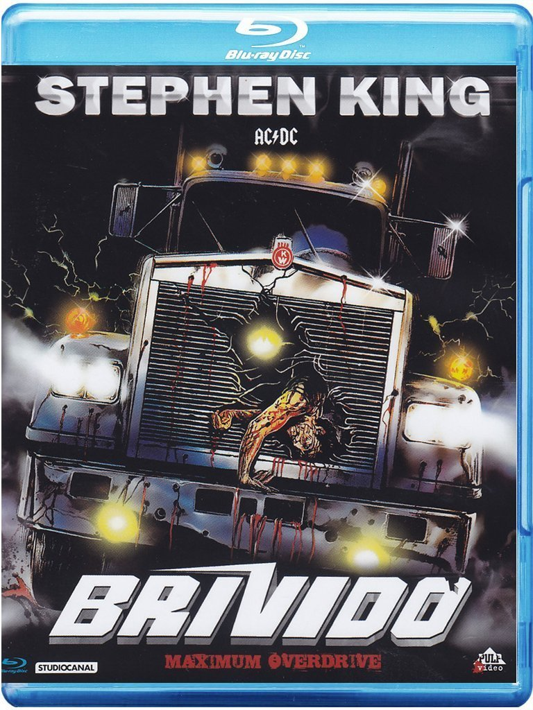 brivido maximum overdrive blu-ray