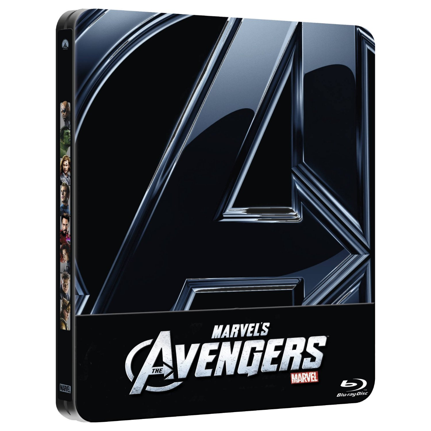 Avengers Blu-Ray Limited edition steelbook