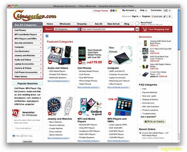 screen1 034 Páginas web para comprar barato en CHINA