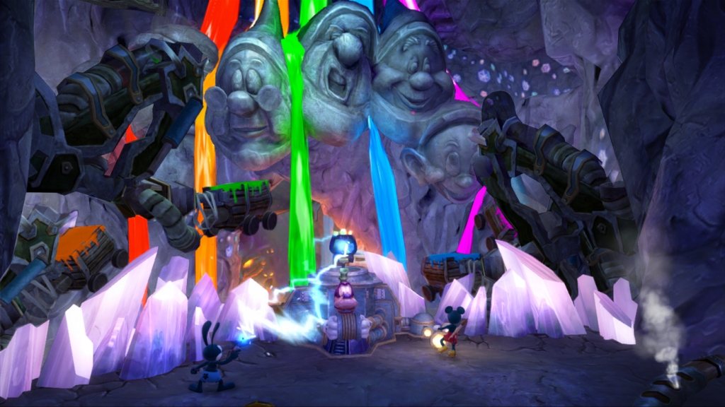 Epic mickey 2 screenshot