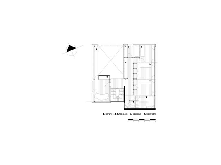 Casa en Olivos - Alejandro Sticotti, casa, diseño