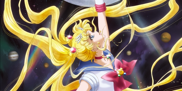 pretty guardian Sailor-Moon Crystal