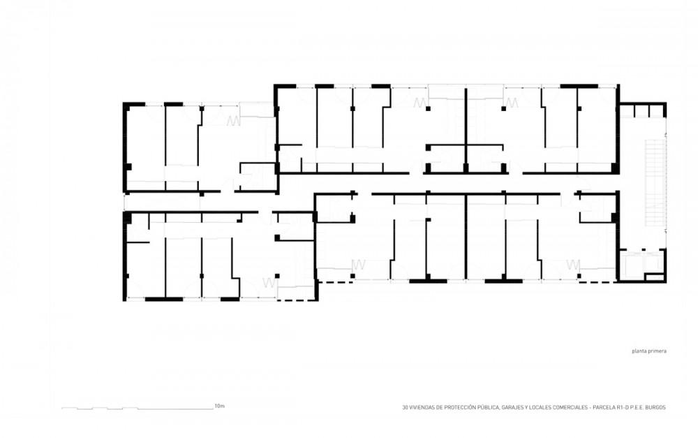 Viviendas R1D - a3gm arquitectos, Arquitectura, diseño, casas
