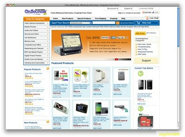 screen1 009 Páginas web para comprar barato en CHINA