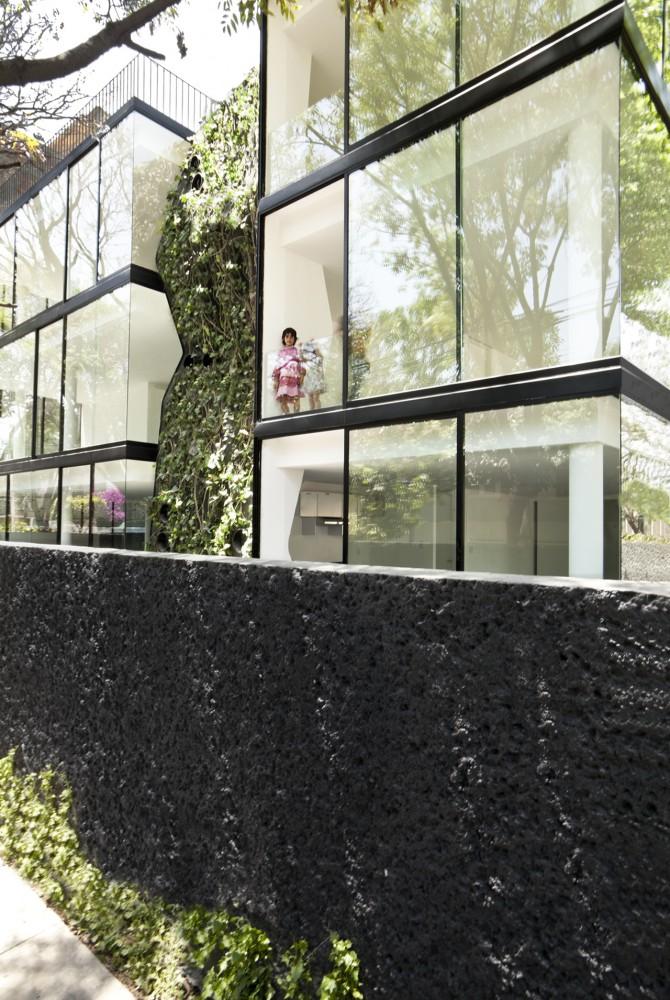 Edificio de Departamentos Michelet - Dellekamp Arquitectos