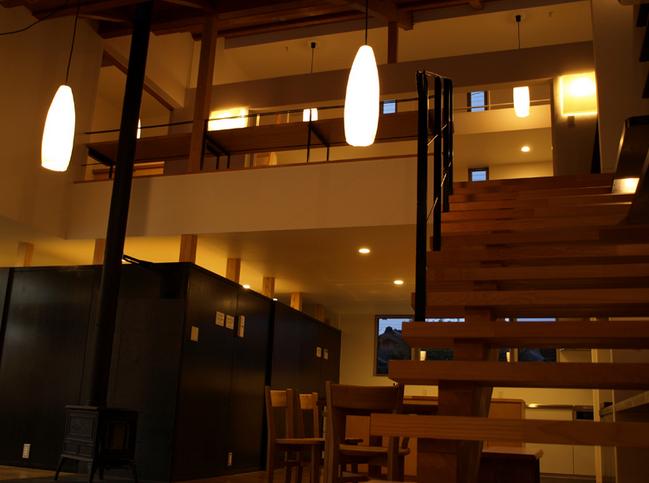 Kaidannoie (Casa Escalera) - y+Mdo, Arquitectura, diseño, casas