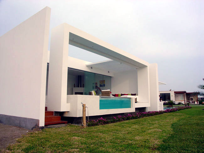 Casa Frente al Mar - José Orrego Arquitecto