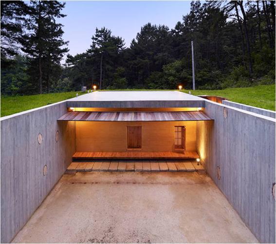 Casa Tierra - BCHO Architects, Arquitectura, diseño, casas