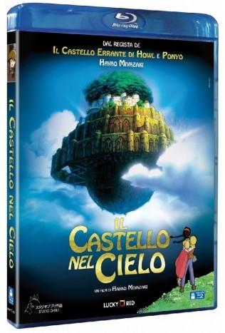 Castello nel cielo blu-ray laputa italia