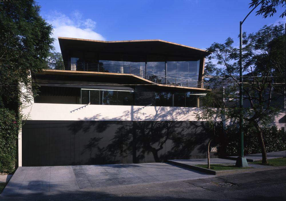 Casa Alpes - Garduño Arquitectos