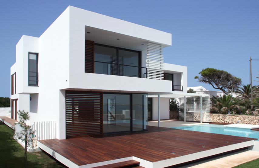 Casa en Menorca - Dom Arquitectura