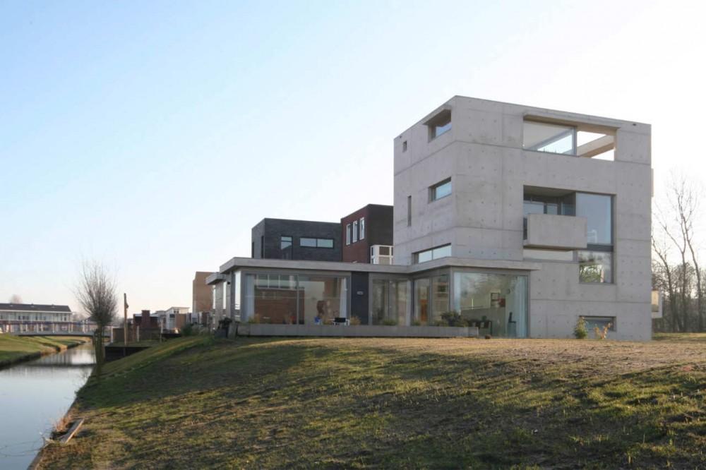 Casa Meijer - Van der Jeugd Architecten