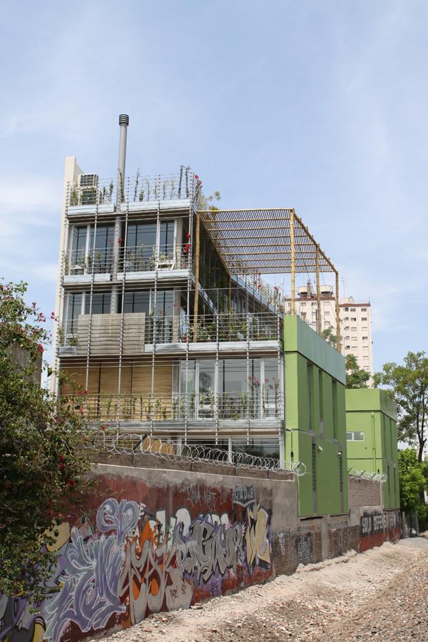 Edificio Vilela, Estudio JR, arquitectura, vivienda-colectiva