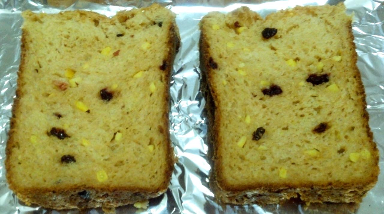 優格地瓜麵包