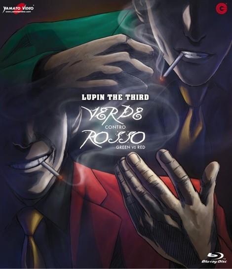 Lupin Verde contro rosso
