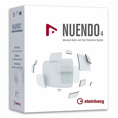 Nuendo 4 full + (expansion kit updates and crack) Nuendo4box
