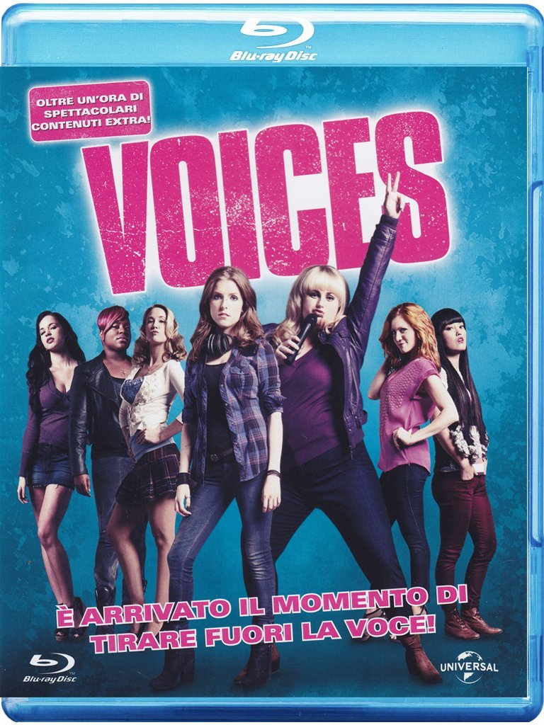 voices blu-ray