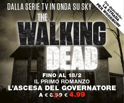 Walking dead secondo romanzo sconto ebook