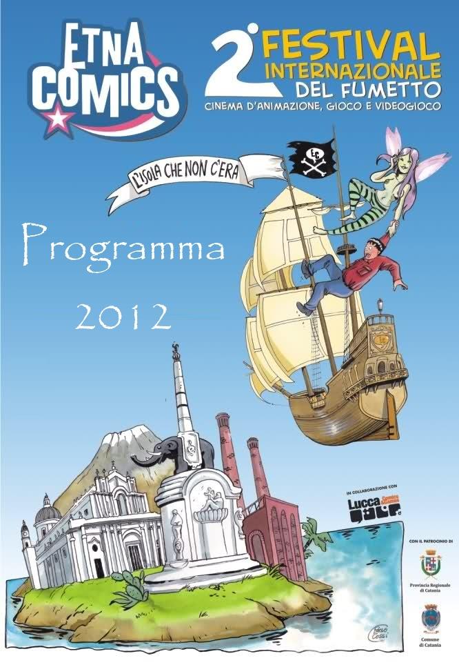 Catania etna comics, fumetto j-pop