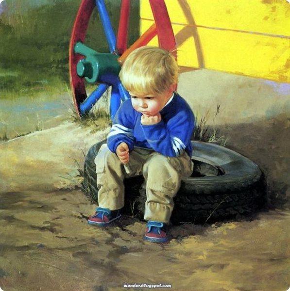 طفولتي سُكر