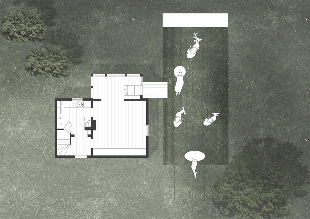 Deer Grotto, Visiondivision, Arquitectura, casas, diseño