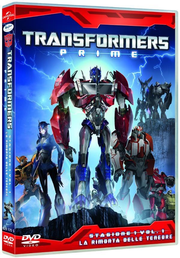 Transformers prime dvd 1