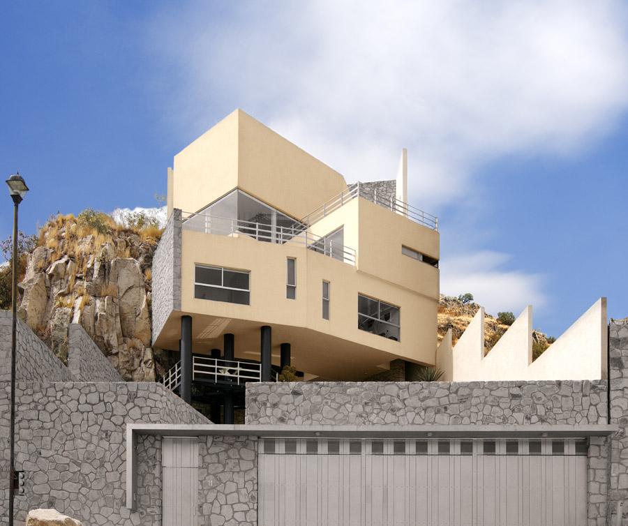 Casa-Martínez-Mondragón, AVM-Arquitectura, arquitectura, Diseño, Casas