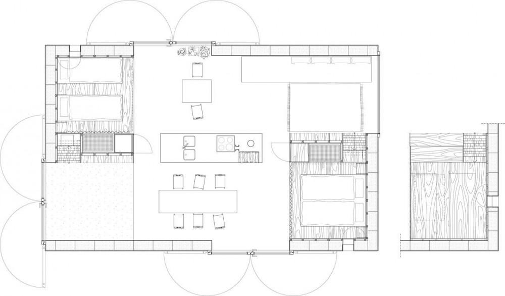Casa HAMRA - DinellJohansson