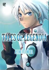 tales of legendia manga