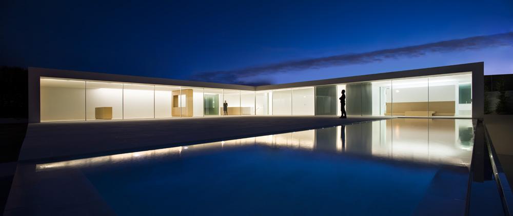 Casa del Atrio - Fran Silvestre Arquitectos, Arquitectura, diseño, casas